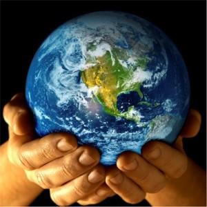 Sveikiname su Žemės diena