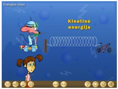Kinetinė energija